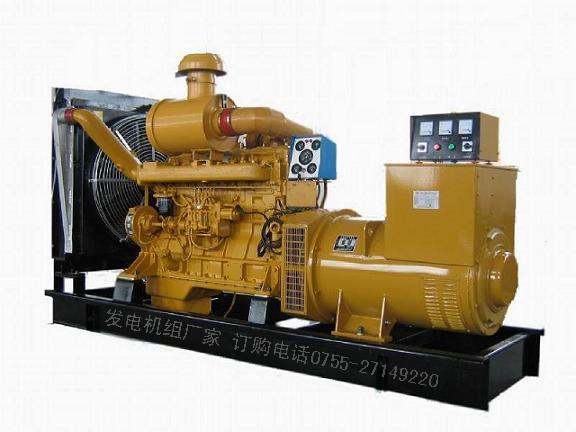 上柴发电机组G128...